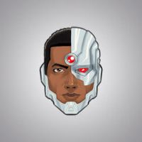Good Head: Cyborg by micQuestion