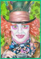 Mad as a hatter. by koala145179