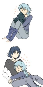 DMMD: Aoba's little problem by kaguya-lamperouge