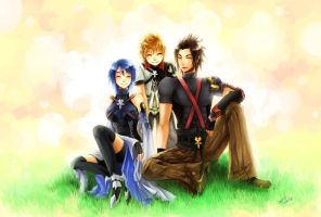 AT Kingdom Heart BBS by Lavypoo