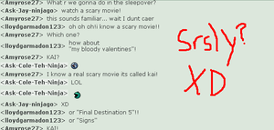 KAI the scary movie XD by Khoall-teh-Ninja