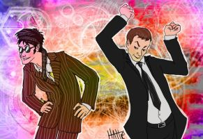 Party Like a Time Lord by Mad-Hattie