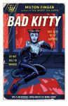 Catwoman - Pulp Cover by TonyFleecs