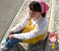 COS - Cooking Mama by DeeTsukino