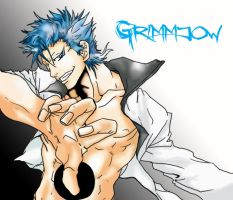 Grimmjow by LoserFace1991