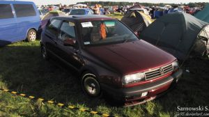 VW MANIA 2009.  Brown Golf III by JJx95