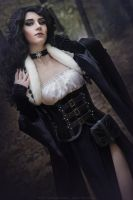 The Witcher - Yennefer of Vengerberg_16 by GreatQueenLina