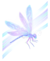 Commission : Dragonfly by Kitty-Vamp