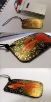 guppy mobile phone strap by pikaole