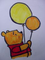 Float away with pooh by spanner88
