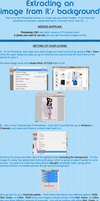 PS Tutorial 001: PNGs by IttyBittyVic