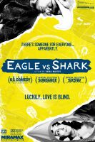 eagle vs shark poster 2 by ryanan