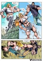 Page 09 - Schooner The Sailor Girl by muscle-fan-comics