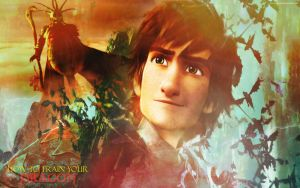 How to train your Dragon 2 Wallpaper by Viciousdope