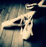 ballet shoes by veronica-myrtle