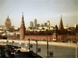 Moscow 2009 by firework
