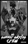 Summer Shades Crew (Updated Commission Poster) by Nylten