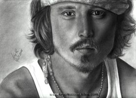 Johnny Depp by Kim1486