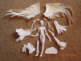 Fig03-01 Urd Wings Kit Parts by ArtyAMG