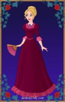Belle from the Christmas Carol by LadyIlona1984
