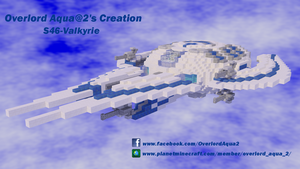 S46-Valkyrie Front Page by OverlordAqua2