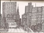Up Tremont Street by gollum42
