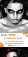 Halftone Photo Effects by hazrat1