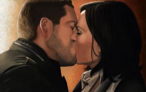 outlaw queen by lize57