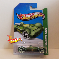 2013 HW IMAGINATION RETRO-ACTIVE Future Fleet by idhotwheels