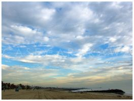 Newport in January by maeisfor