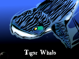 tiger whale by Arkha13
