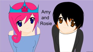 Amy and Rosie by PersonOfEnvy
