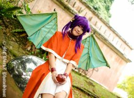 Fire Emblem : The Sacred Stones - Myrrh Cosplay by PS-XiaoFeng