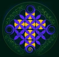 Celtic Cross 2 by agbuttery