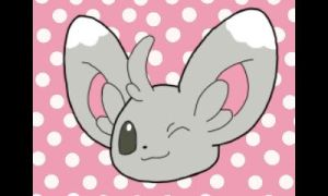 Minccino from Pokmon by TheEvilSquirrel