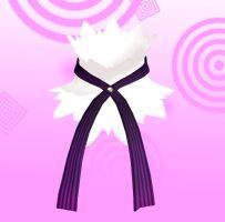 MMD NJXA  Purple lace choker Download by 9844