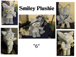 Smiley Plushie 6 Additional Pics by SmilehKitteh