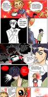 Sherlock Comic - Seaweed by Bloodmilkk