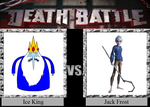 Ice King vs. Jack Frost by JasonPictures