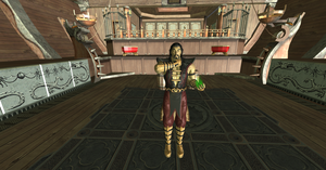 [Request] Shang Tsung in the Nethership by Simony17y