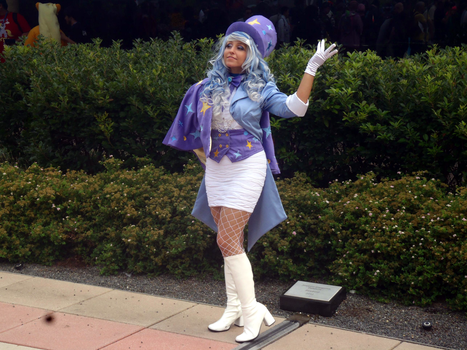 The Great and Powerful Trrrrixie! by mieucosplay