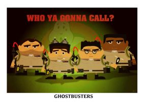 Who ya gonna call? by AKADoom