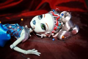 the pin cushion queen by DemonPassion