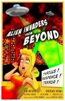 Alien Invaders from Beyond by Timmy-Toons