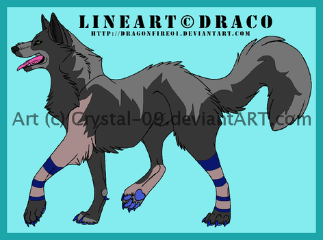 Wolf- Point adopt 3 -CLOSED- by Crystal-09