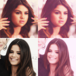Selena psd by fangirlgraphics