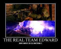 THE REAL TEAM EDWARD by DrEdwardRichtofen