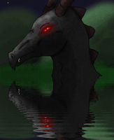 Click to see animation: Dragon commission by xX-NIGHTBANEWOLF-Xx