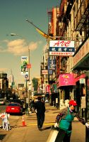 China Town by JDGreen22