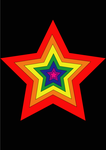 Colour of the star rainbow by animequeen20012003